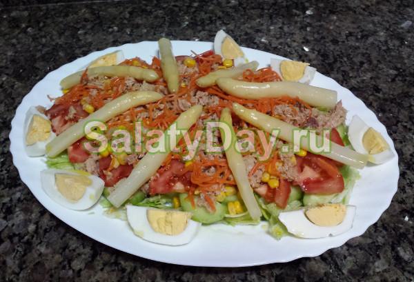 Валенсианский салат