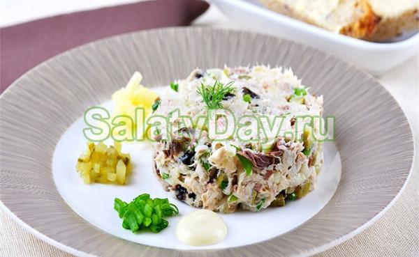 Салат «Вкуснейший»