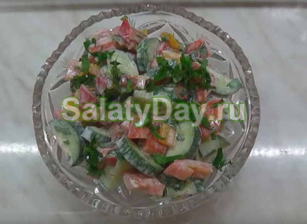 Салат «Классически»