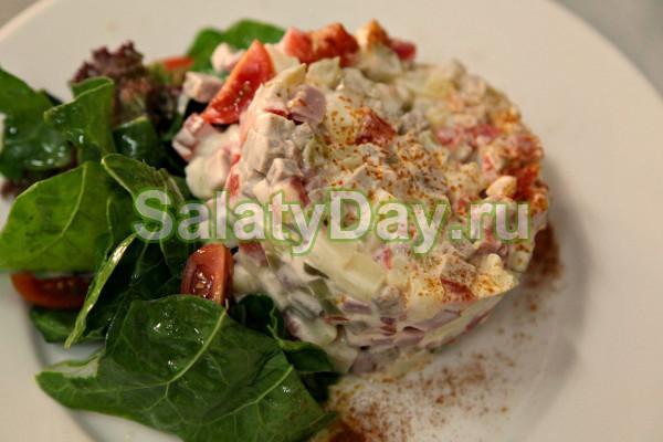 салаты рецепты с фото красная свекла #11