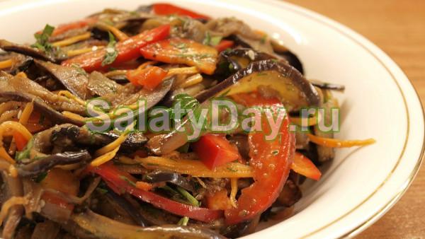 Все виды салатов рецепты 155