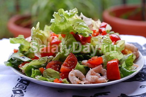 Вкусные острые салаты без майонеза с фотографиями