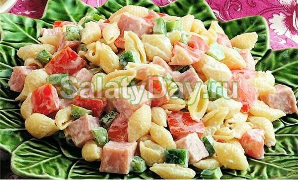 Салат на скорую руку - «Великолепная закуска»
