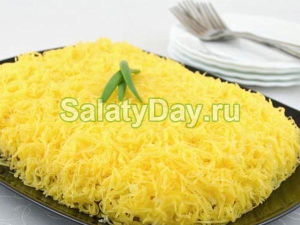 Салат «Мясной»