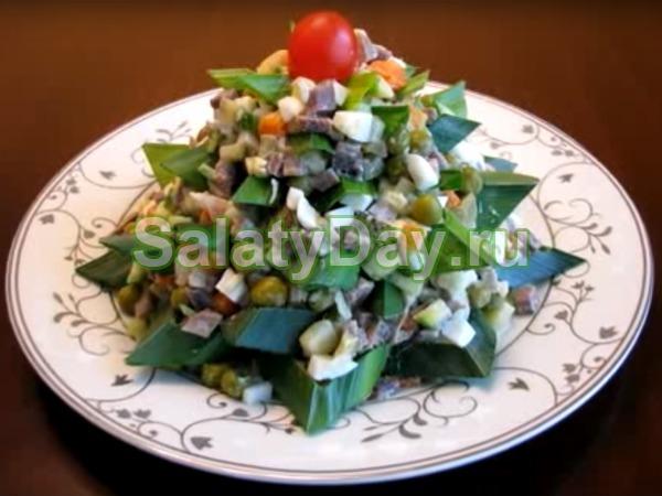 Как сделать салат столичный рецепт