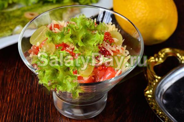 Салат сан тропе рецепт с