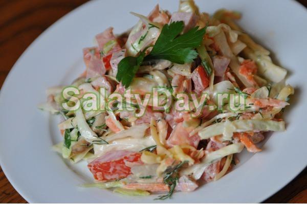 Салат венеция рецепт и