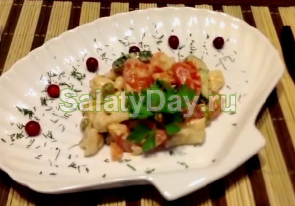 салат вкусно и недорого рецепт с фото