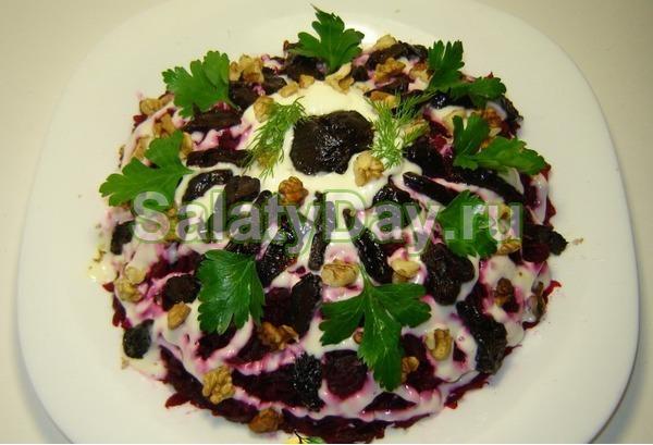 как приготовить салат по царски с говядиной