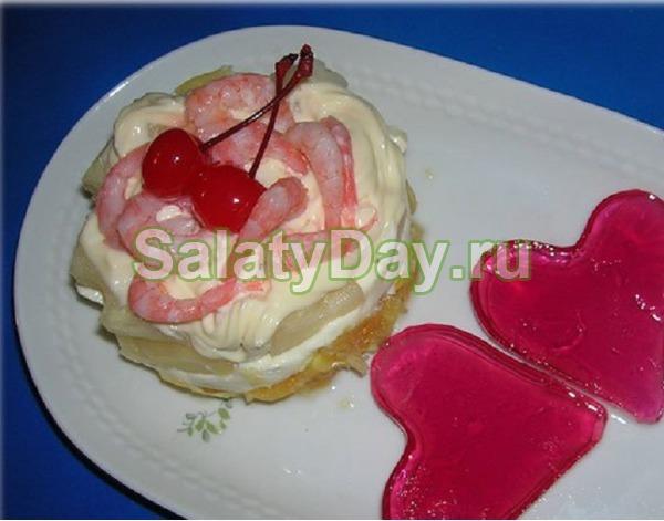 Салат Визави