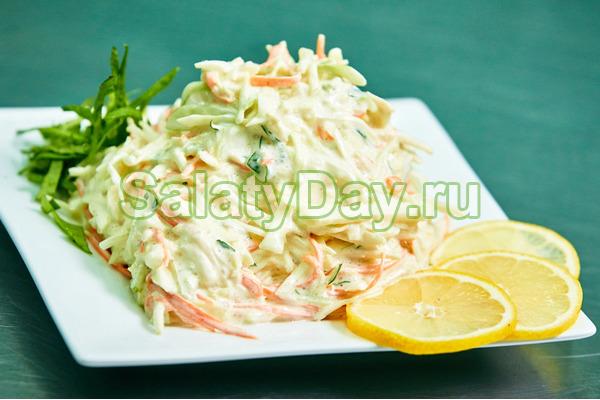 Вкусные недорогие салаты