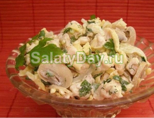 салат быстро и вкусно и дешево