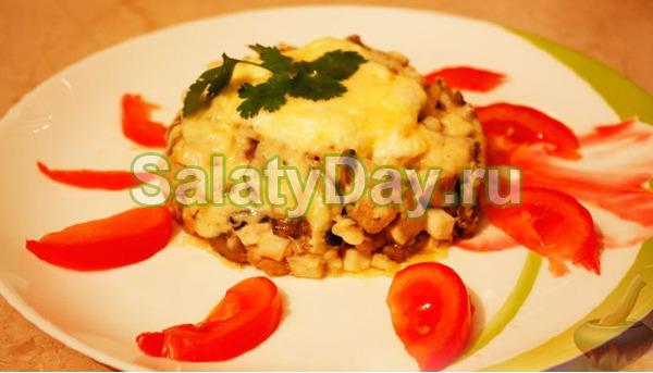 Салат дешево и вкусно рецепт