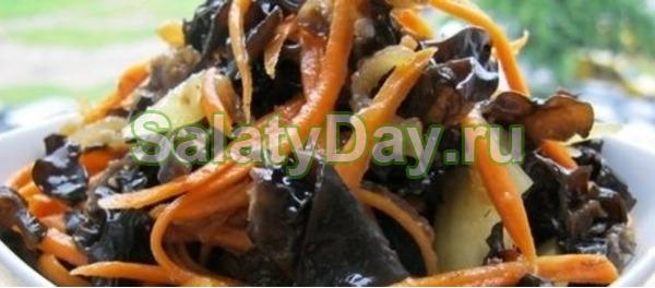 Китайский салат «Чан-жоу»