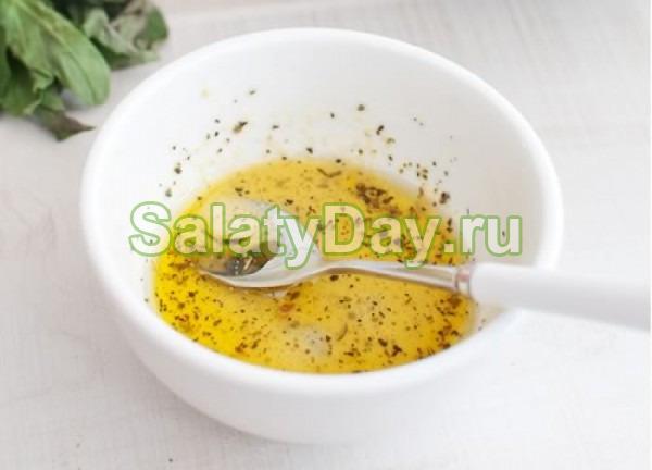 Соус к салату цезарь со шпротами