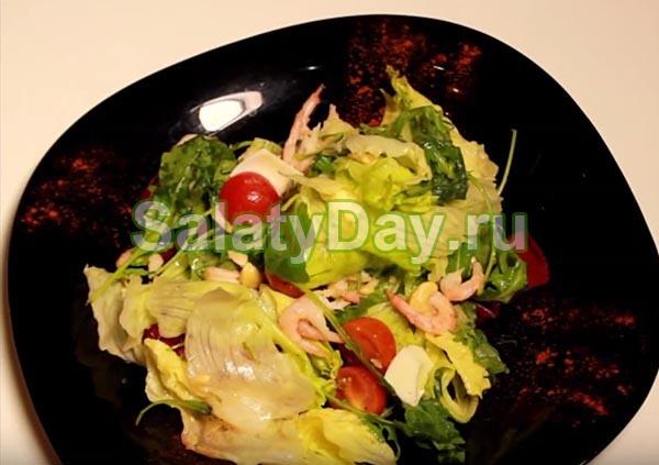 салат белые росы рецепт закладка