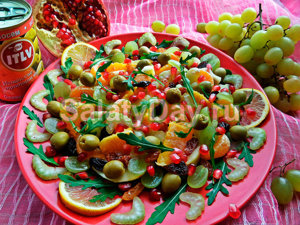 лучшие рецепты весенного салата с фото