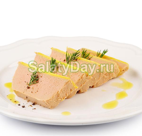 Печеночный паштет из куриной печени пошаговый рецепт с фото
