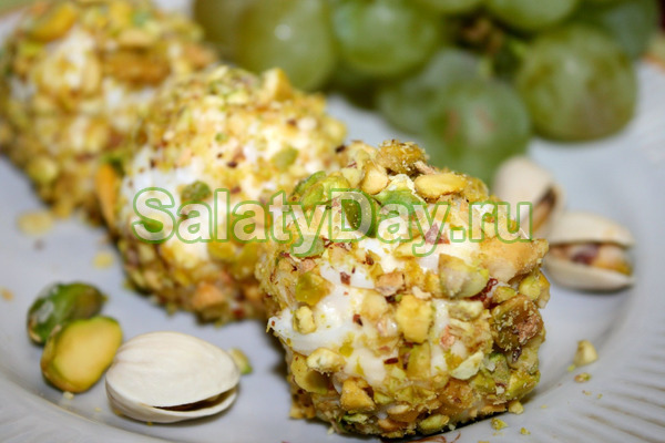 Сырные шарики закуски с фото пошагово