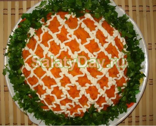 Рецепты с фото салаты новогодние