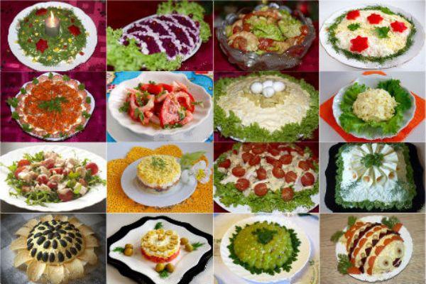 Как сделать салат на каждый день