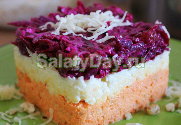 Загадочный салат «Любовница»