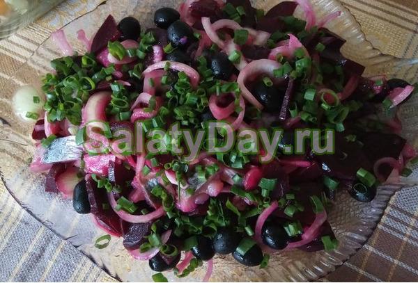 Салат из сельди в помидорах-корзинках