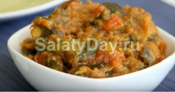 Салат Лакомка на зиму «Классический рецепт»