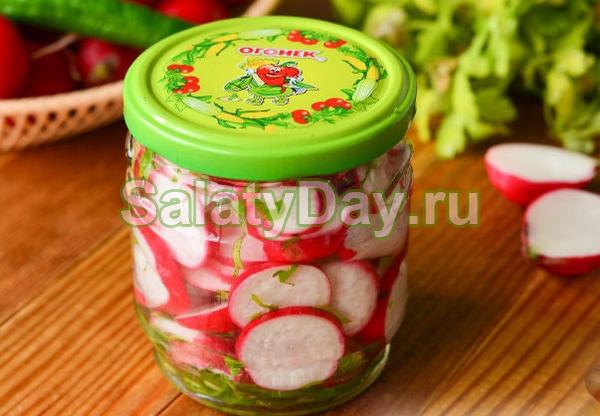 Салат лакомка-обманка
