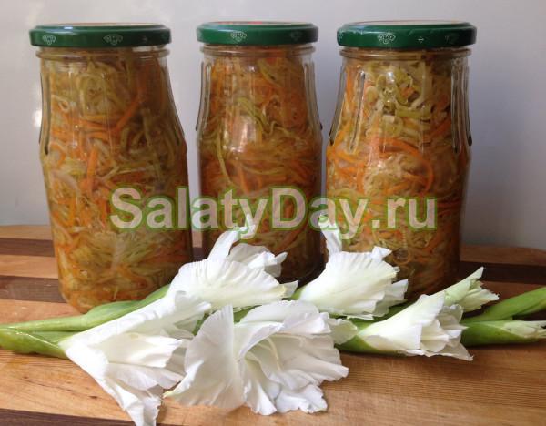 Салат на зиму в мультиварке