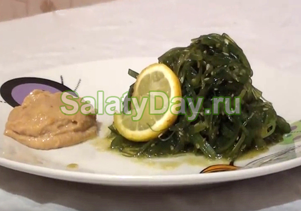Салат Чука простой