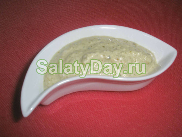 Рецепт соуса для цезаря от шеф-повара
